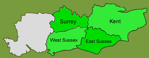 Air2nrg cover Sussex and Kent
